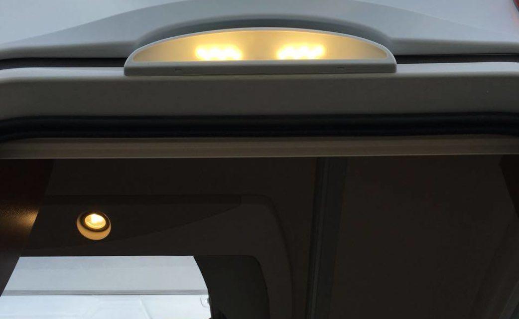 Licht Hymer M-LT 580