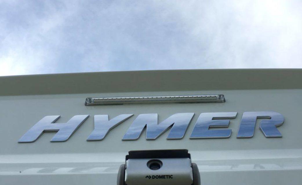 Hymer M-LT 580