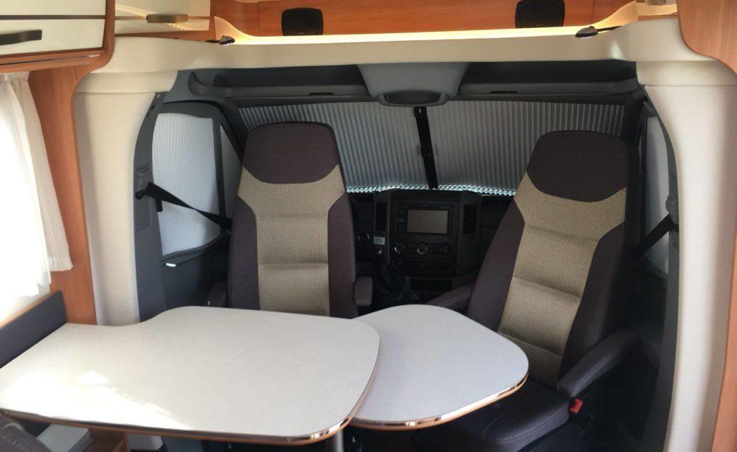 Sitzecke Hymer M-LT 580