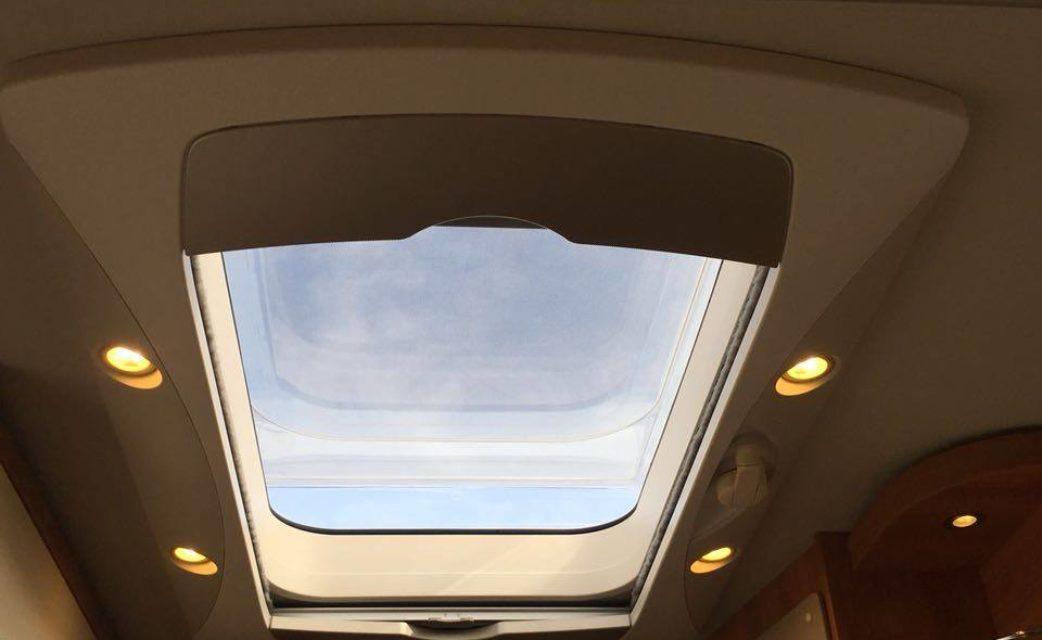 DachfensterHymer M-LT 580