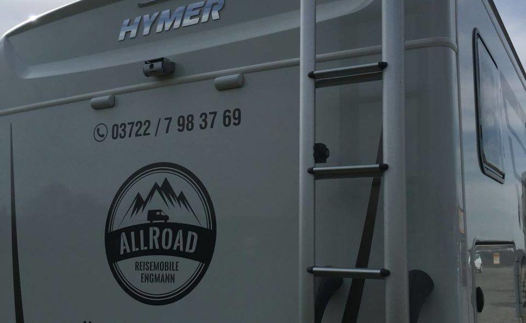 Leiter Hymer M-LT 580