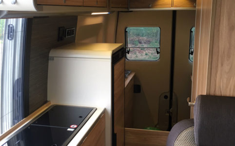 Innenraum Hymer Grand Canyon S