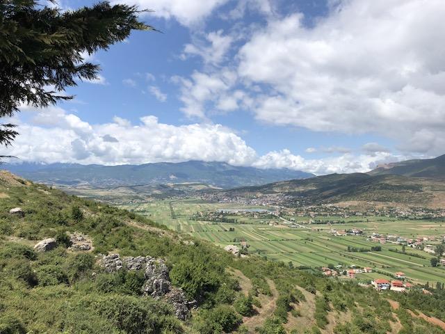 Traumhafte Landschaften in Albanien