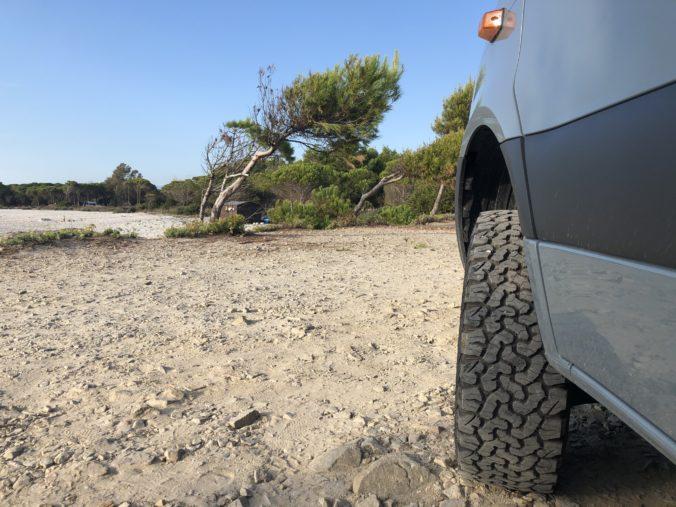All-Terrain-Reifen für leichtes Gelände