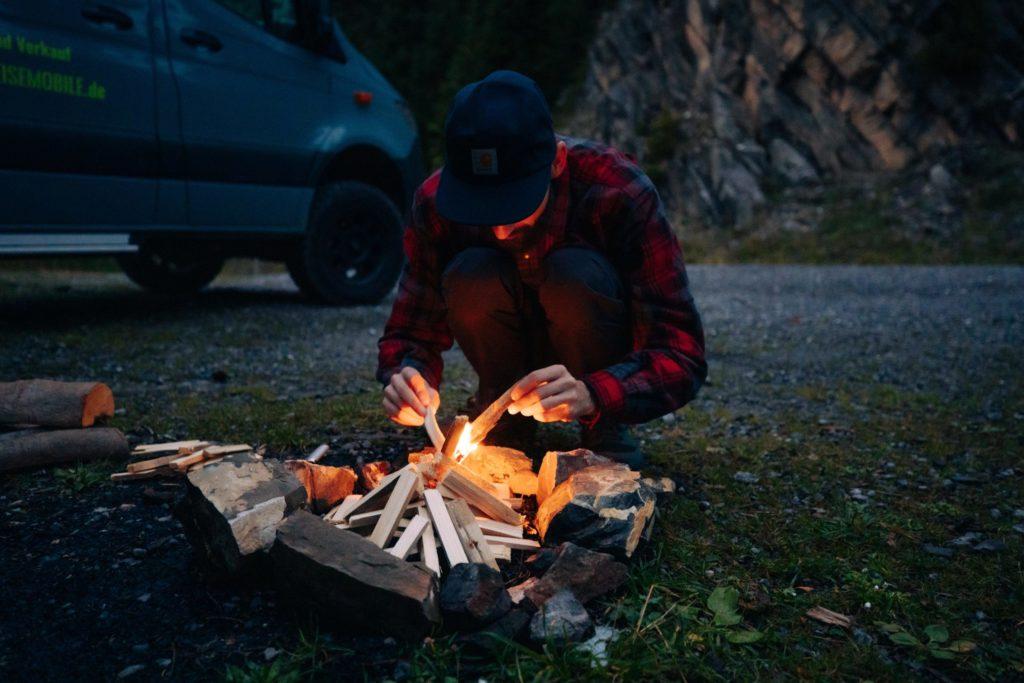 Camper mieten und Freiheit genießen