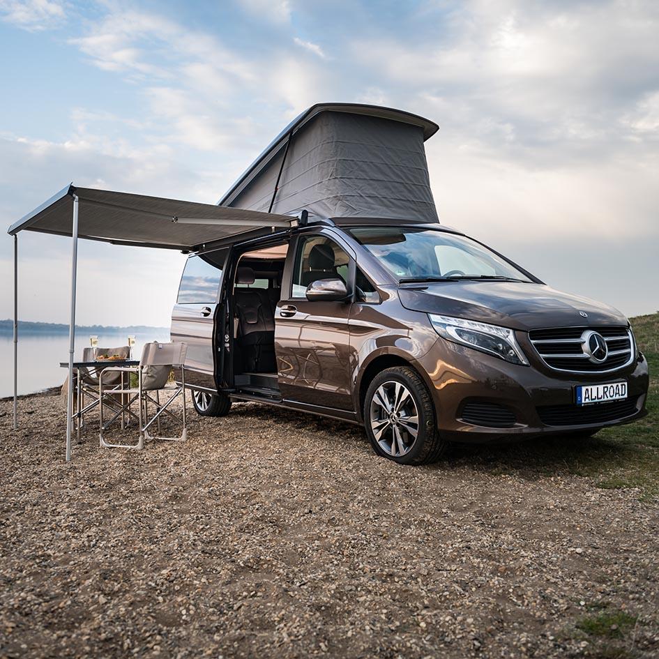 Campingbus Mercedes Benz Marco Polo mieten