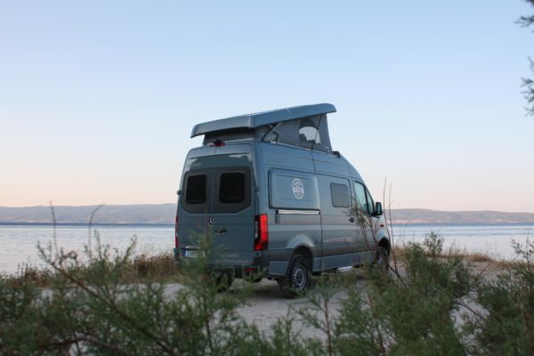 Wundervolles Plätzchen am Meer nahe Split - Croatia romatica