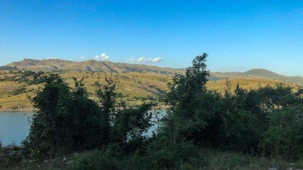 Wunderschöne Landschaft in Bosnien und Herzegowina