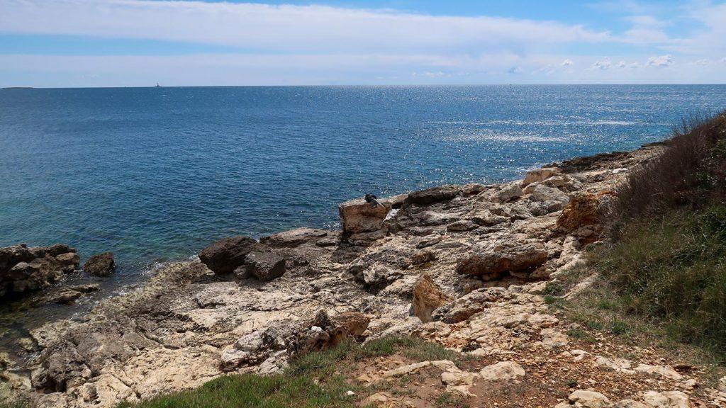 Bis zum Kap Kamenjak mit dem Allrad-Camper Istrien