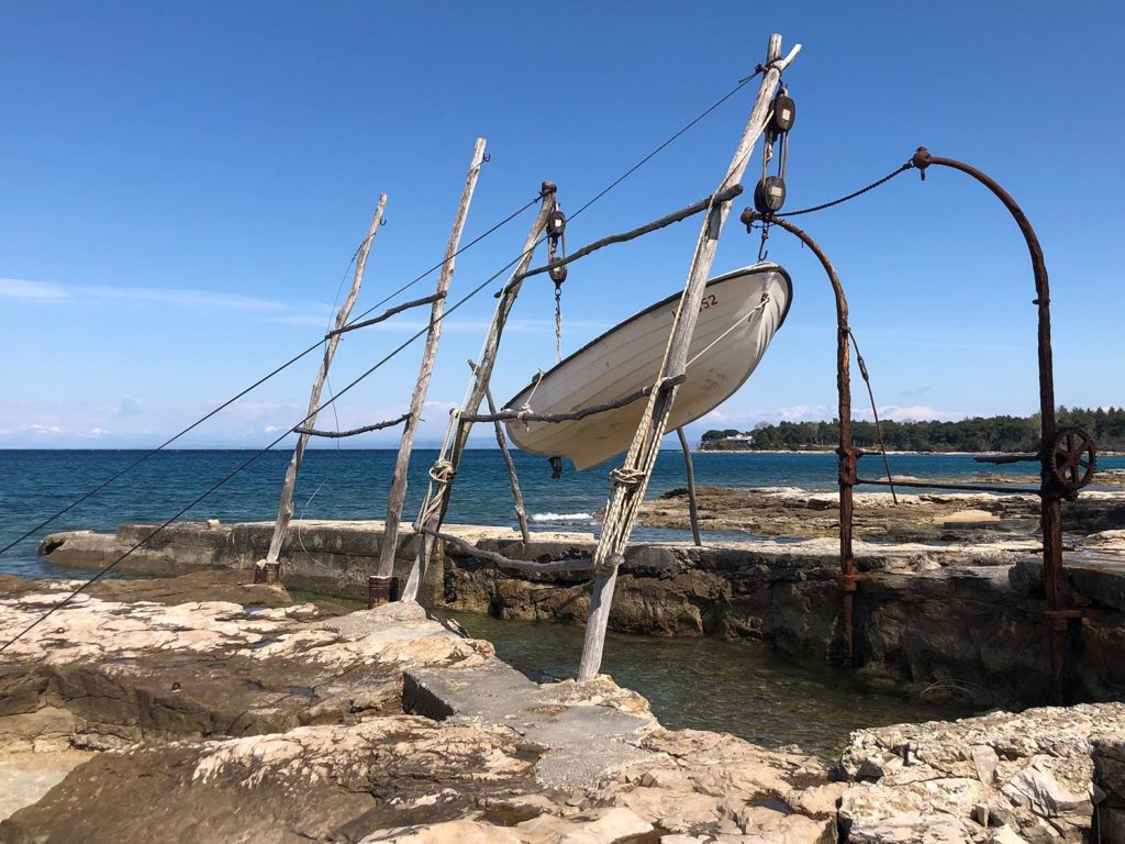 Camp Lighthouse direkt am Meer in Umag